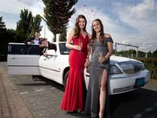 Glitter, glamour, bubbels en een limo: deze vier geslaagden hadden hun eigen (alternatieve) prom night