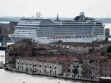 Les navires de croisière dans le centre de Venise, c'est fini
