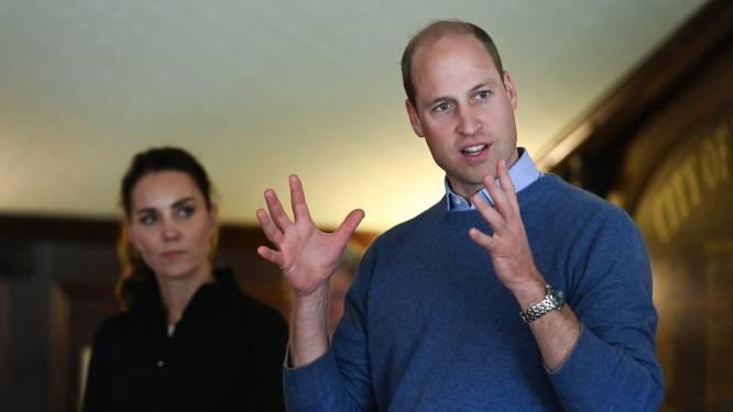 """Le prince William critique le tourisme spatial: """"Il faudrait d'abord essayer de réparer cette planète"""""""