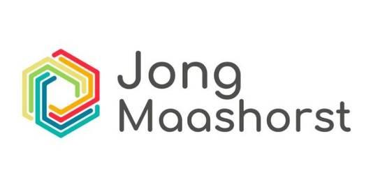 Jong Uden heeft zich herdoopt in Jong Maashorst. De zes punten in het logo verwijzen naar de zes kernen van de nieuwe gemeente.