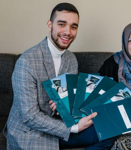 Ibrahim (25) wil jongeren inspireren: 'Ik heb nooit gedacht dat ik iets níet kan'