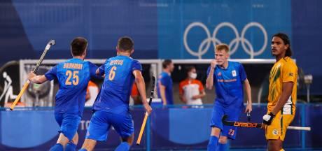 Nederland voorkomt blamage tegen 'hockeydwerg' Zuid-Afrika en boekt eerste groepszege
