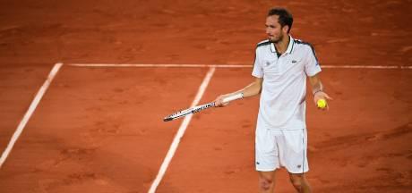 """""""L'argent est roi, mais où est l'argent d'Amazon?"""": Daniil Medvedev tacle à son tour Roland-Garros"""