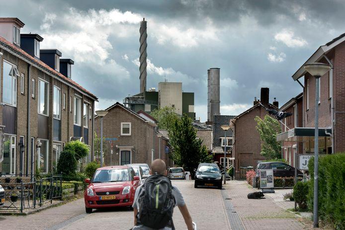 Straatbeeld in het dorp Renkum. De inwoners van de gemeente zijn het meest tevreden van alle gemeenten in Gelderland, blijkt uit onderzoek van Nextdoor.
