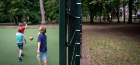 Voetbalveldje aan de Dennenkamp verdeelt Oosterbeek in twee kampen