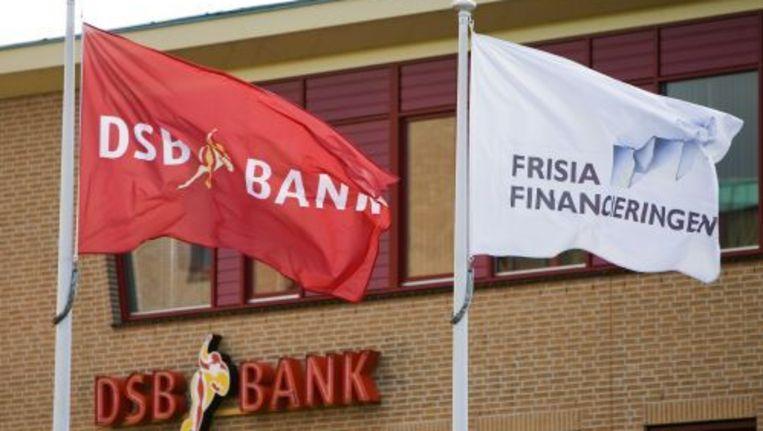 Het hoofdkantoor van DSB in Wognum. De afwikkeling van het faillissement van DSB Bank gaat naar verwachting vijf tot tien jaar duren. Foto ANP Beeld