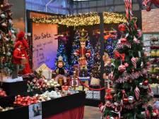 Neem een kijkje: Sprookjesachtige kerstafdeling van tuincentrum Ockenburgh