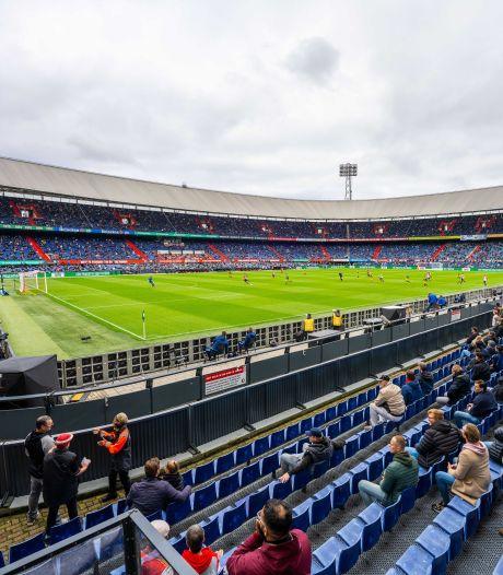 Geen fans, wel extra stadiongeluid op tv bij duels eredivisie