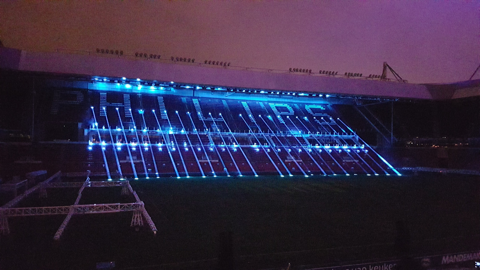 Glow 2018 - Philips Stadion