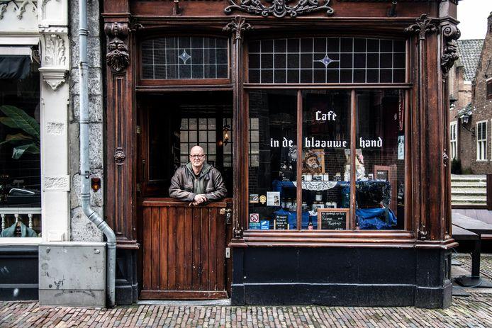 Café In de Blaauwe Hand