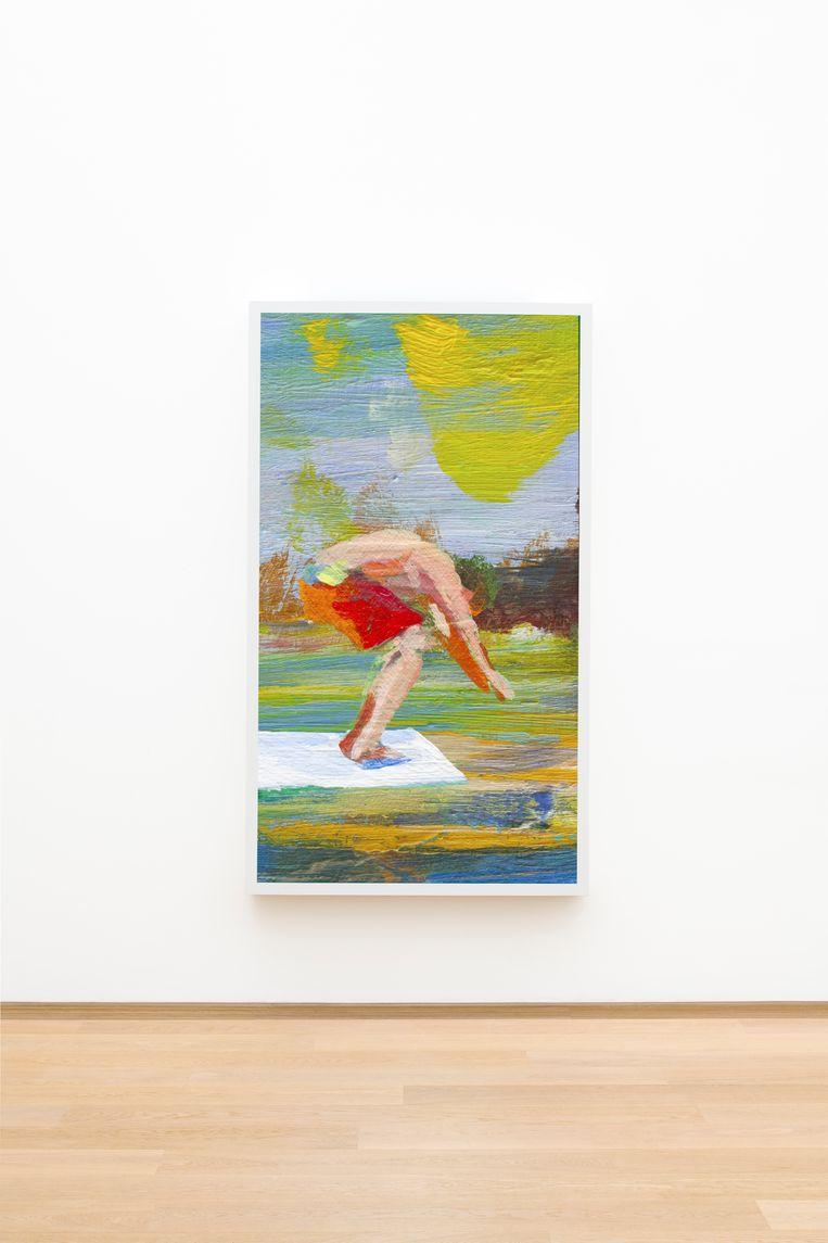 Jacco Olivier, Momentum (2019). Beeld Museum Voorlinden / Antoine van Kaam