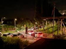 Agenten in kogelwerende vesten naar verdachte situatie in Boskoop