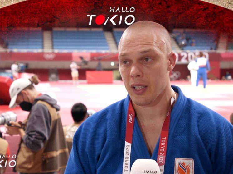 Judoka Grol beëindigt carrière: 'Gunde mezelf nooit het geluk van winnen'
