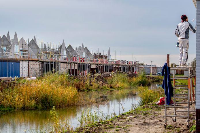 Archiefbeeld ter illustratie: Nieuwbouw in Den Haag