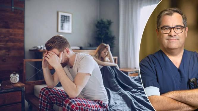 """""""De penis is de antenne van het hart"""": 1 op de 2 mannen krijgt ooit erectieproblemen. Wanneer loop je gevaar?"""