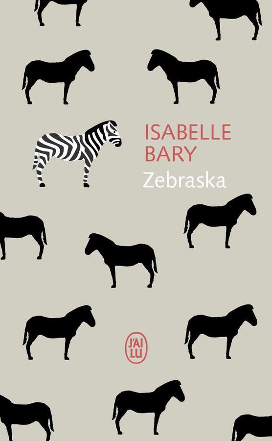 """""""Zebraska"""" d'Isabelle Bary."""
