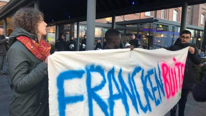 La conférence de Theo Francken à Verviers annulée