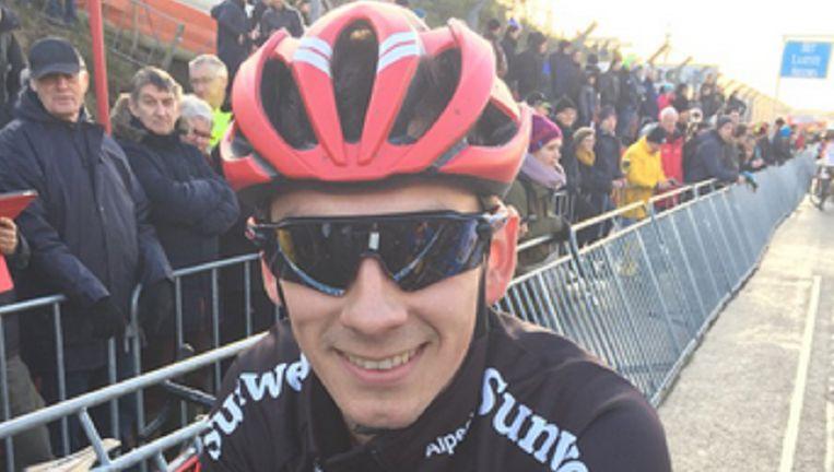 null Beeld Twitter UCI Cyclocross
