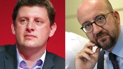 """Crombez: """"Premier Michel mag niet in de zomer beslissen over de F16's"""""""