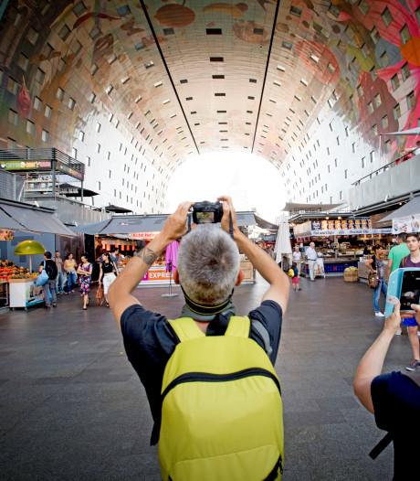 Rotterdam wil grenzen stellen aan groeiende toeristenstroom