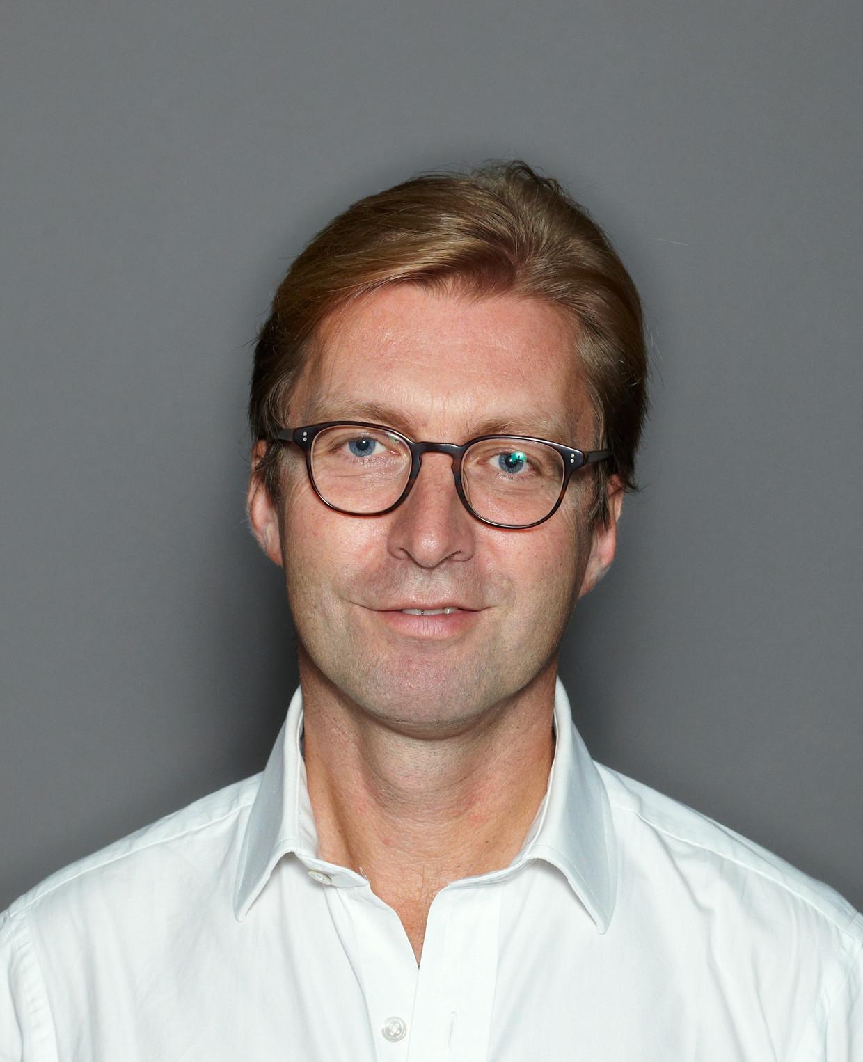 Hoofddirecteur van het Rijksmuseum Taco Dibbits. Beeld Daniel Cohen