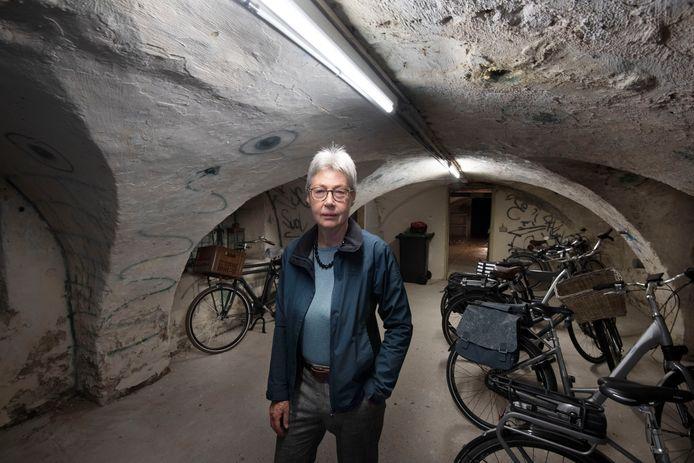 Ria van der Eerden is hét gezicht van het streekarchief.