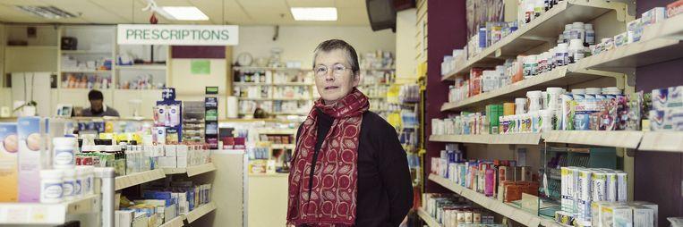 Iona Heath. Beeld