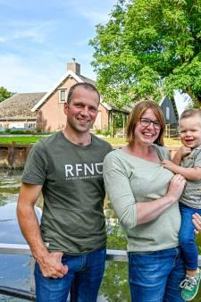 Jan is de enige boer in de Biesbosch die op een eiland woont: 'Wij pakken de boot in plaats van de auto'