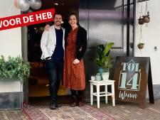 Janine en Gert-Jan moesten hun woonwinkel al na een week sluiten: 'We blijven in onze droom geloven'