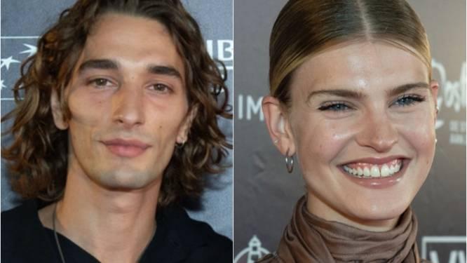 Emma Bale is samen met zoon van Koen De Bouw