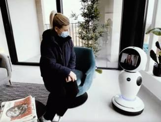 Op huisbezoek? Robot vervangt makelaar tijdens rondleiding