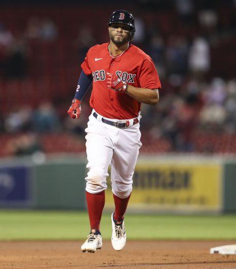 Rustdag doet wonderen voor Xander Bogaerts bij zege Red Sox
