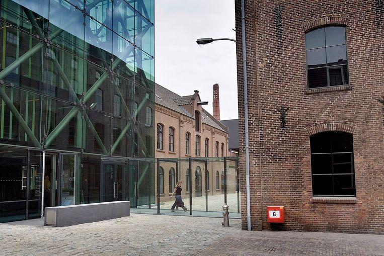 Het TextielMuseum kreeg iets meer dan 32.000 stemmen Beeld