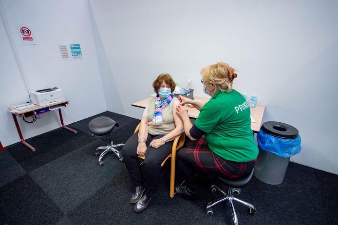 Van het rijtje van acht vaccinatielocaties dat de GGD Hart voor Brabant in januari aankondigde, opent die in Boxtel als laatste.