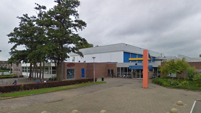 Sporthal De Boogerd in Oud-Beijerland.