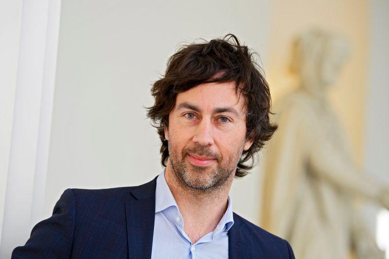 Groen-fractieleider Wouter De Vriendt. Beeld Photo News