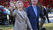 """Hillary Clinton: """"Bills affaire was geen machtsmisbruik, Lewinsky was al volwassen"""""""