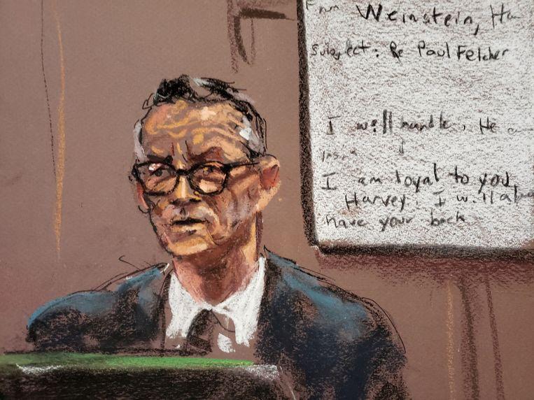 Paul Feldsher maakte geen goede beurt in de rechtszaak