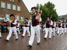Kringdag schutters Montferland gehouden in Didam