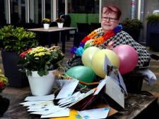 Na vier weken beademing, viert ex-coronapatiënte Lea nu haar verjaardag: 'Hopelijk geeft dit mensen hoop'
