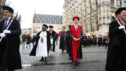 KU Leuven reikt 6 eredoctoraten uit in 2019