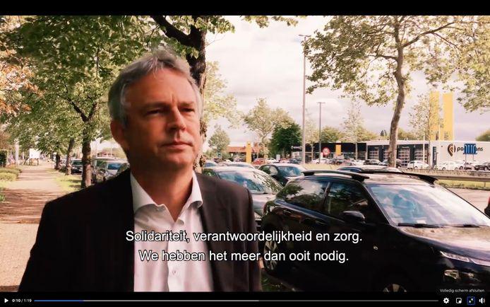 Tony Coonen van De Voorzorg werkte veel samen met Immo Top Invest, maar daar ontkennen ze alles.