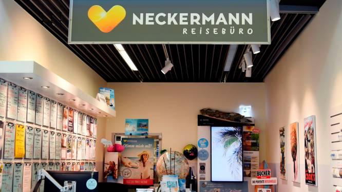 Neckermann onderhandelt met derde partij over kapitaalinjectie
