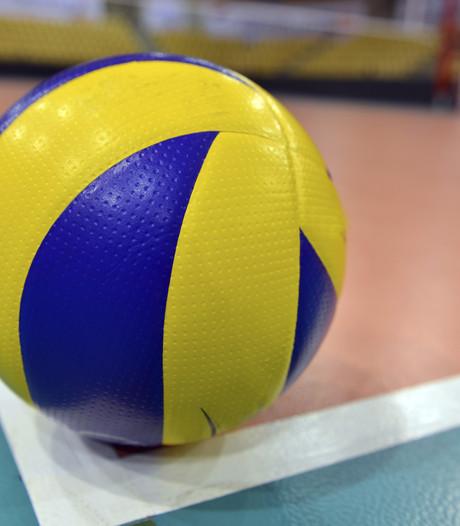 Volleybalsters Sliedrecht in Champions League