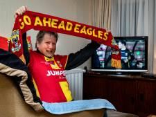 Superfan Jannie mist Go Ahead en De Adelaarshorst: 'Straks rijdt m'n autootje bijna vanzelf naar het stadion'