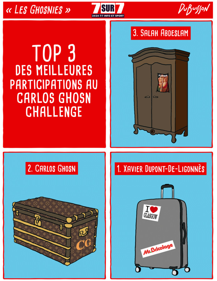 "Le ""Carlos Ghosn challenge"""