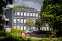 De President, polenhotel in Velp.