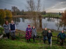 Buurt furieus om bouw woonhuis middenin de natuur van Afferden: 'Parel van Maas en Waal verknoeid'