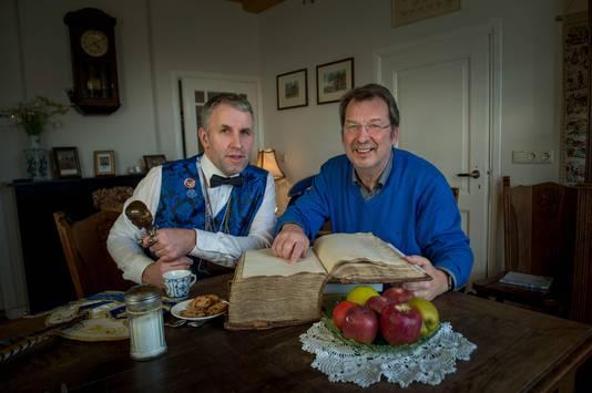 Ruud van Haren en Piet van Erp