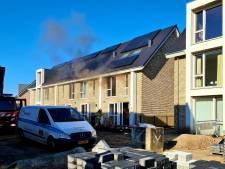 Katten laten het leven bij brand nieuwbouwhuis Piekenhoef